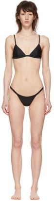 Matteau Black Petite Bikini