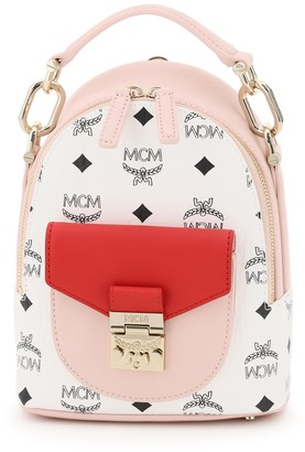 MCM Patricia Visetos Backpack