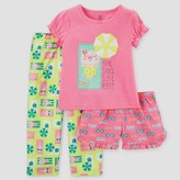 Just One You made by carter Toddler Girls' 3pc Pajama Set - Just One You Made by Carter's® Pink