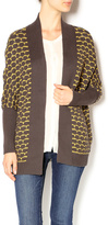 Jana Cotton Stitch Cardigan