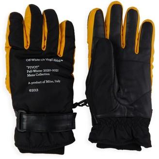Off-White Mountain Gloves