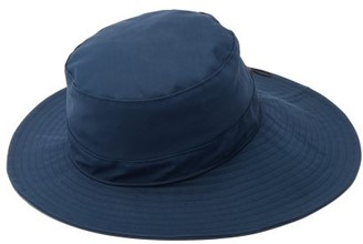Chloé Technical Bucket Hat - Navy