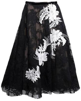 Marchesa Long skirt