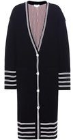 Thom Browne Knitted Wool Coat