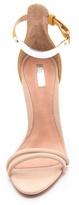 Schutz Celina Ankle Strap Sandals
