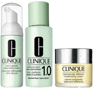 Clinique 3-Step Intro Kit - Extra