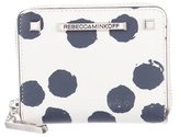 Rebecca Minkoff Printed Leather Wallet