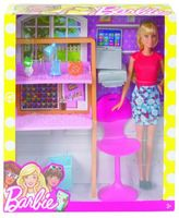 Barbie Room & Doll