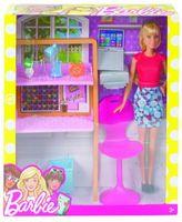 Barbie Room & Doll