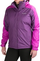 Columbia Gotcha Groovin Jacket - Insulated (For Plus Size Women)