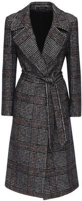 Tagliatore Molly Cotton Blend Long Coat