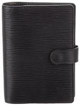 Louis Vuitton Epi Small Ring Agenda PM