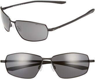 Nike Pivot Eight 63mm Oversize Sunglasses