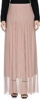 Liu Jo Long skirts - Item 35328134