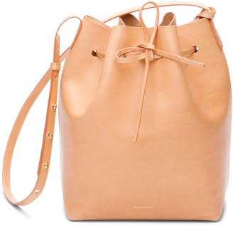 Mansur Gavriel Cammello Bucket Bag - Raw