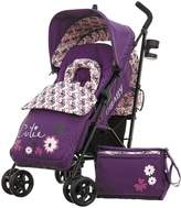 O Baby Obaby Zeal Stroller Bundle -Little Cutie