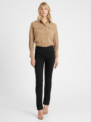 Banana Republic High-Rise Slim Stiletto Jean