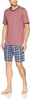 Huber Men's Summer Moods Pyjama Kurz Sets