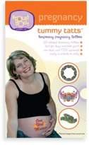 Proud Body Tummy Tatts by ProudBody Pregnancy Art (Set of 2)
