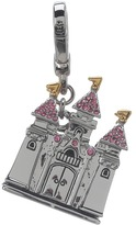 Juicy Couture Castle Charm (Silver) - Jewelry