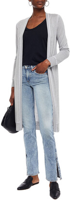 Rag & Bone Faded Mid-rise Bootcut Jeans