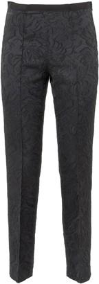 Etro Floral Jacquard Tailored Pants