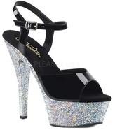 Pleaser USA Women's Kiss 209LG Platform Sandal