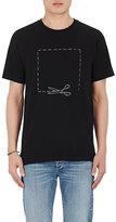 Rag & Bone Men's Scissor-Print Cotton T-Shirt