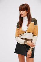 Womens GOLD DUST PULLOVER