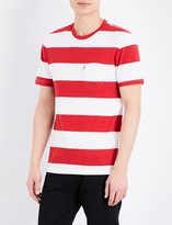 Levi's Sunset striped cotton-jersey T-shirt
