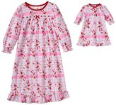 Toddler Girl The Elf on the Shelf® Dollie & Me Clarice Nightgown Set