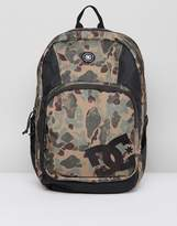 DC Locker Backpack in Camo