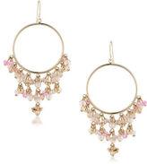 Carolee Gracie Mansion Gypsy Hoop Earrings