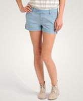 Denim Trouser Short