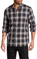 Peter Werth Hale Plaid Trim Fit Shirt