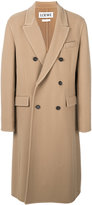 Loewe double breasted coat
