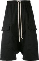 Rick Owens slouch shorts - men - Cotton - 46