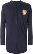 Balmain Lion long sleeved T-shirt