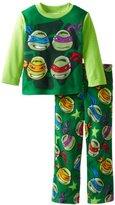 Teenage Mutant Ninja Turtles Boys 4-10 2 Piece Fleece Pajama Set