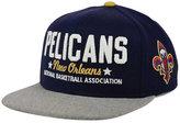 adidas New Orleans Pelicans Chain Star Snapback Cap