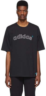 adidas Black Archive Logo T-Shirt