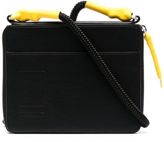 Rick Owens Cord small messenger bag