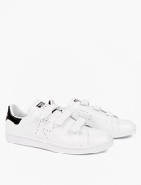 Adidas By Raf Simons White Stan Smith Comfort Sneakers