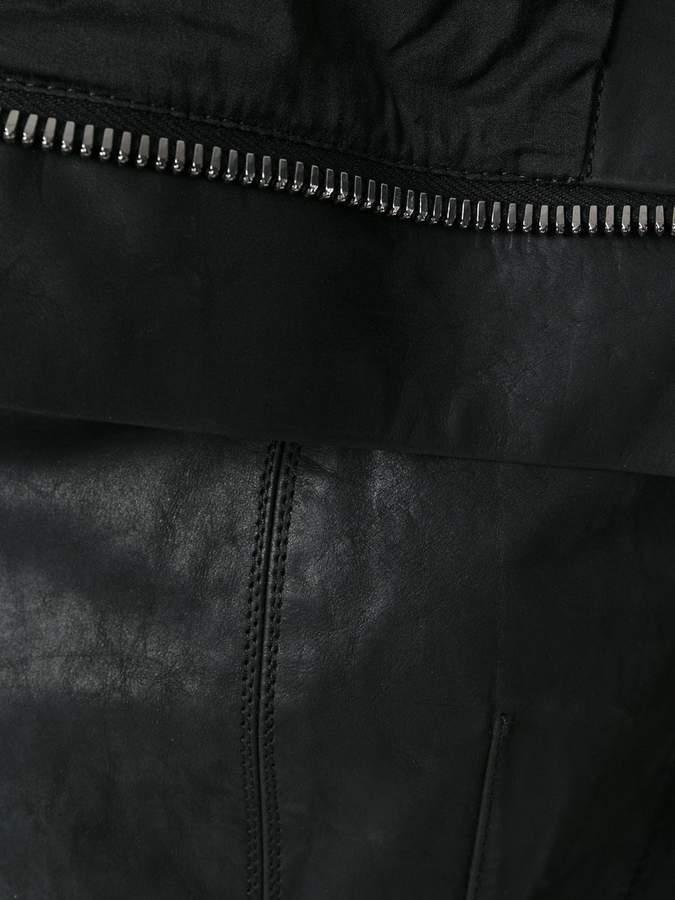 Rick Owens Naska biker jacket