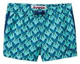 Jr. Swim Parrots Swim Trunks (Toddler & Little Boys)