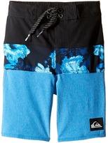 Quiksilver Panel Blocked Vee 14 5 Boy's Swimwear