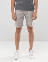 Bellfield Shorts with Swirl Print