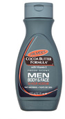 Palmers Cocoa Butter Formula Men Body and Face 250ml