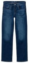 Gap Medium Wash Straight Jeans