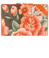 Balenciaga 'blanket flower' print pouch
